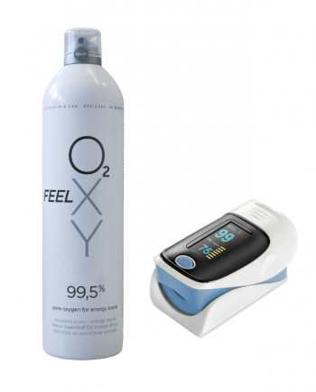 Package large + oximeter