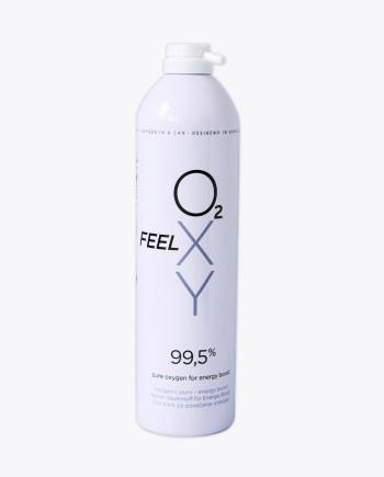Velika pločevinka 12L čistega kisika FeelOXY