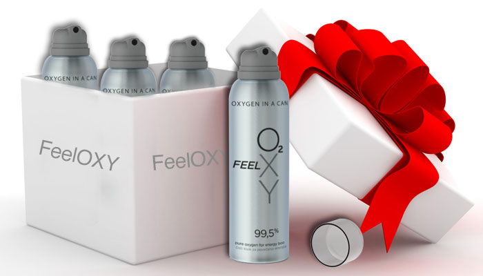 FeelOXY - poslovno darilo