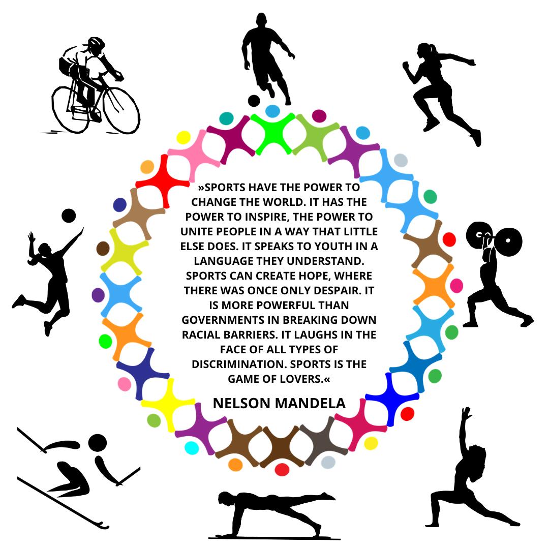 Šport ima moč spremeniti svet